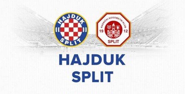 Hajduk upisao pobjedu protiv RNK Splita (VIDEO)
