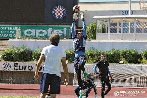 Možeš i ti trenirati s Hajdukom!?