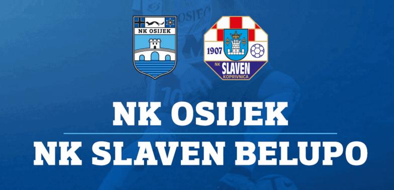 Osijek slavio protiv Slaven Belupa (VIDEO)
