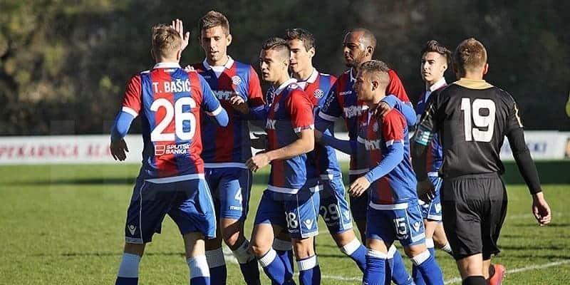 Hajduk pobjedom u Imotskom najavio Lokomotivu (VIDEO)