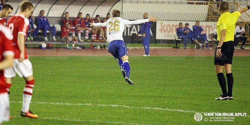 Eurogol Tome Bašića riješio pobjednika u gradskom derbiju