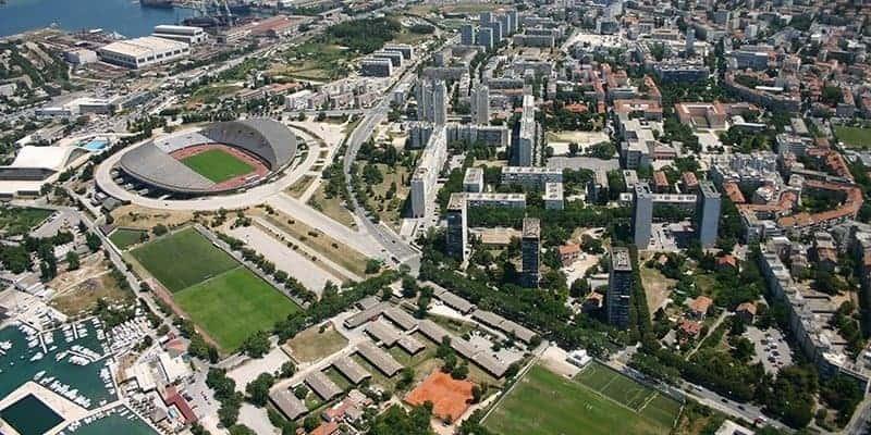 Hajduk obnavlja pomoćni teren na Poljudu