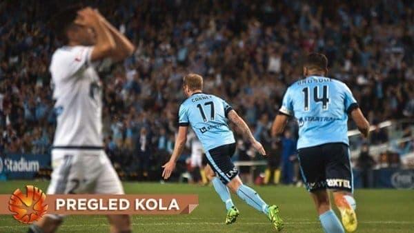 A-liga: Big Blue pripao Sydneyju