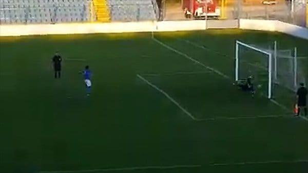Je li udarac Jerteca završio iza gol-crte? (VIDEO)