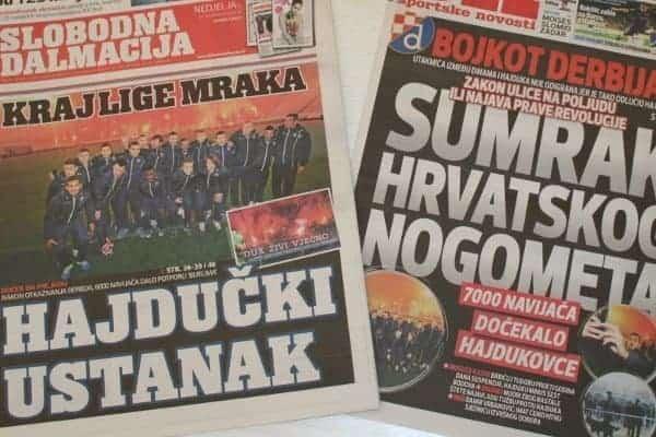 Nogometni savez Županije splitsko-dalmatinske usklađuje se sa Zakonom o sportu