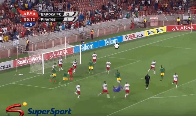 Kandidat za gol sezone – golman škaricama donio bod u 95. minuti (VIDEO)