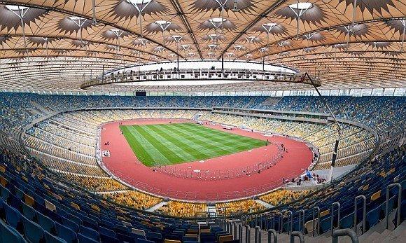 Kijev domaćin finala Lige prvaka