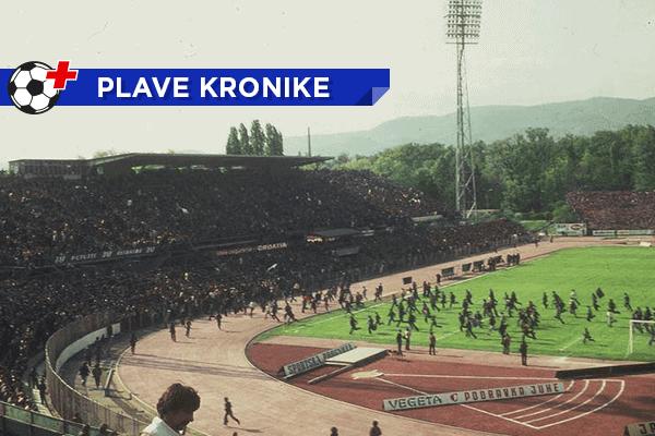 """Plave kronike: Dekadentni nogomet i """"glancanje šanka"""" Cice Kranjčara"""