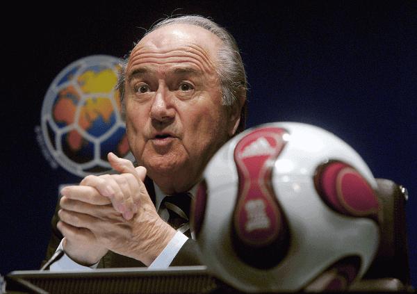 Sretan 80. rođendan gospodine Blatter