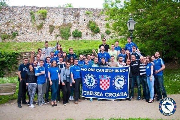 Humanitarna akcija i okupljanje navijača Chelsea