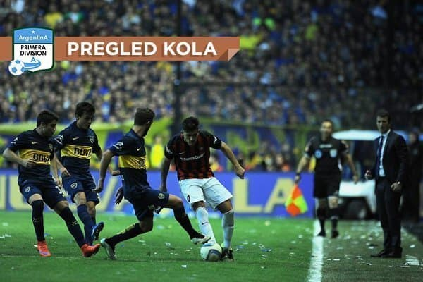 Argentinska Primera – San Lorenzo na vrhu nakon pobjede protiv Boce