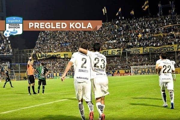 Argentinska Primera – 4 kluba izjednačena na vrhu