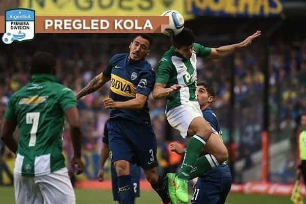 Argentinska Primera – Boca na korak do naslova