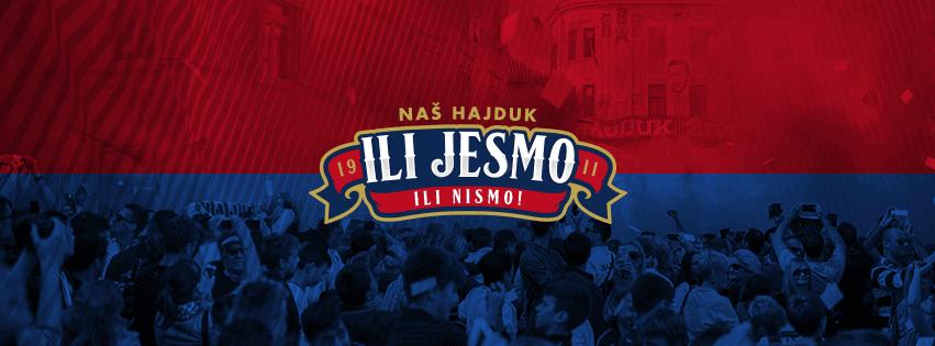 """Udruga Naš Hajduk sutra predstavlja konačne rezultate donatorske akcije """"Ili jesmo ili nismo"""""""