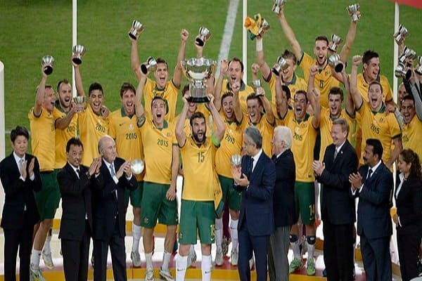 Australija prvak Azije!