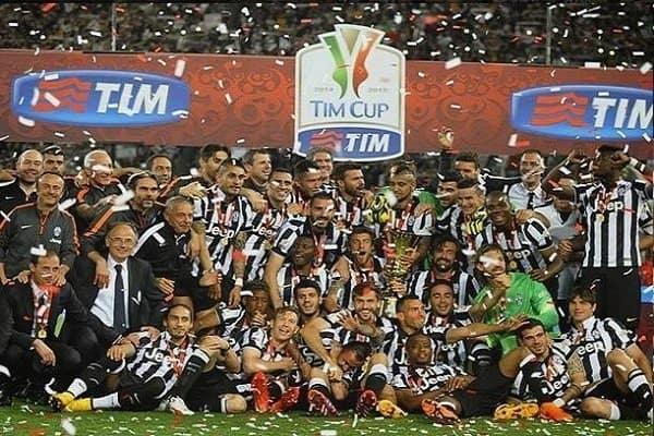 Juventusu kup Italije i prva srebrna zvijezdica