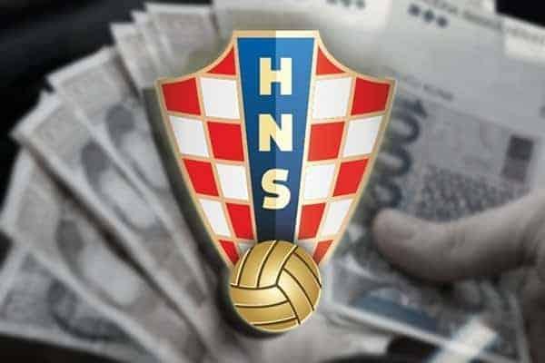 Hrvatskom nogometnom savezu na temelju presude iz državnog proračuna ukupno 46,5 milijuna kuna