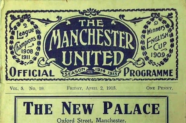 Kako je Good Friday 1915. postao jedan od najvećih skandala u povijesti engleskog nogometa