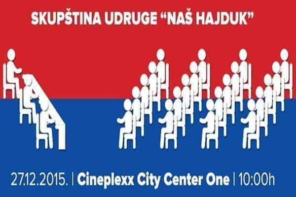 Naš Hajduk sutra o Tommyju, kupnji kluba i 2015. godini