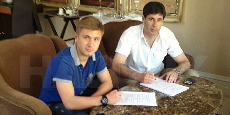 Još jedan Artem u Hajduku! – klapa dva