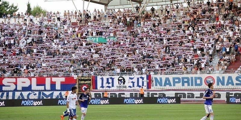 Obavijest iz Hajduka o posebnom režimu za derbi