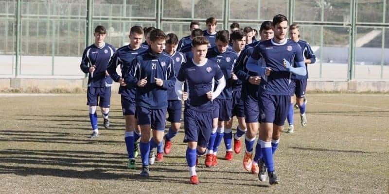 Kolumbijci Gallego i Murillo na probi u Hajduku II (VIDEO)