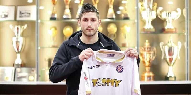 Jerko Šeparović novi igrač druge momčadi Hajduka