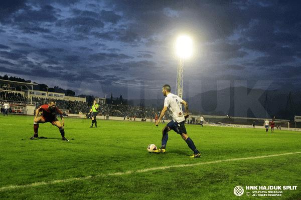 Analiza pobjede Hajduka u gradskom derbiju