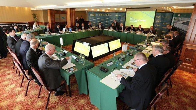 IFAB unatoč najavama nije donio nikakve revolucionarne promjene u nogomet