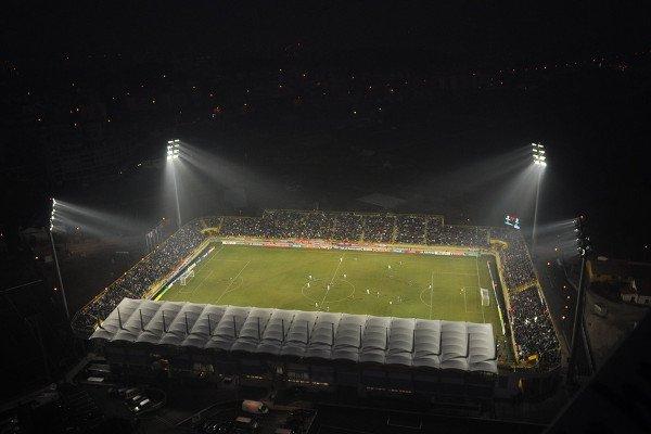 Hrvatski prvoligaški stadioni