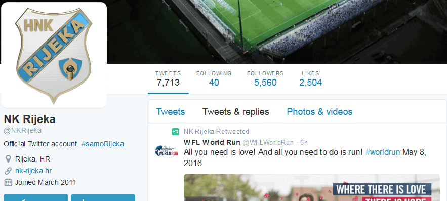 "Rijeka izbrisala tweet o ""simpatičnom penalu"""