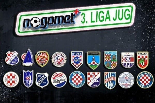 3. HNL jug: Hrvace slavile u Solinu, Hajduk II na Poljudu
