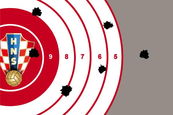 Hrvatski suci su samo oružje