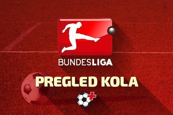 Pregled 30. kola Bundeslige – Bayern prijevremeno osigurao jubilarni 25. naslov prvaka