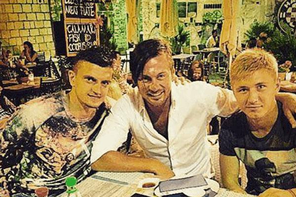 U Split stigao ukrajinski stoper Bilyj, Mile izveo sunarodnjake u sushi bar