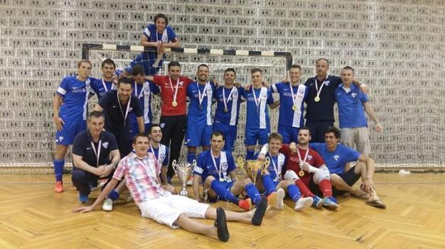 Nacional prvak u malom nogometu
