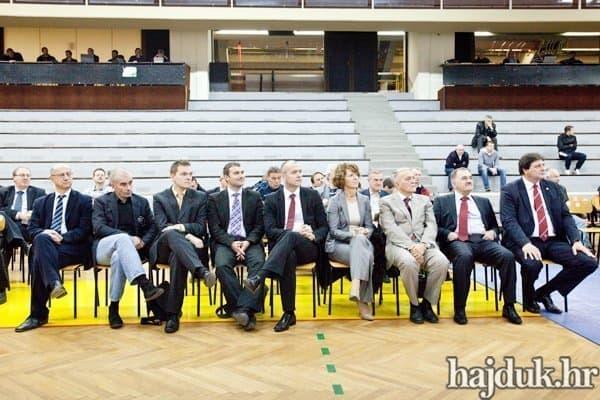 Kakav je bio mandat prvog demokratski izabranog Nadzornog odbora u Hajduku