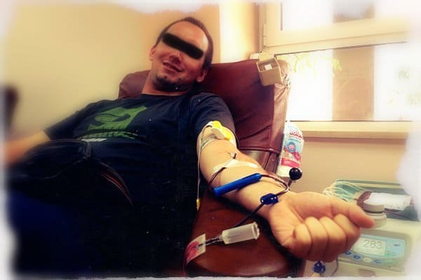 Dođi i ti, bit će leukociti – redakcija nogometplusa darivala krv
