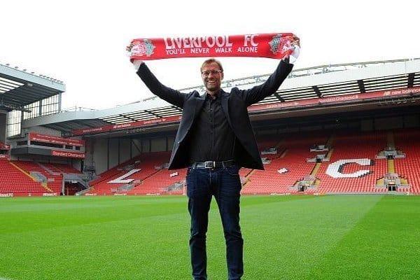 Klopp i službeno u Liverpoolu