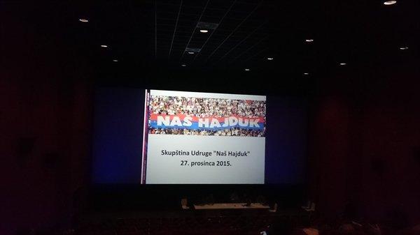Naš Hajduk prezentirao drugu fazu projekta – stjecanje dionica Hajduka