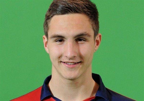 Simić vraćen u Milano, ništa od posudbe u Hajduk