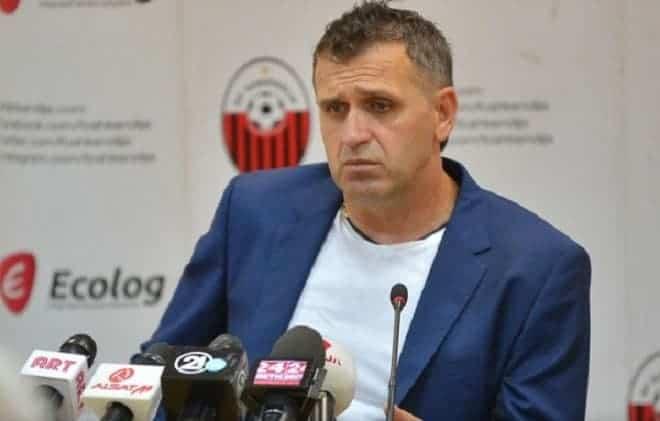 Scoria odustao od klupe Splita, Akrapović novi trener