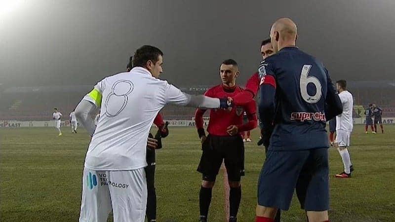 Romanian style: Poli Timisoara polufinalni susret igra s nacrtanim brojevima