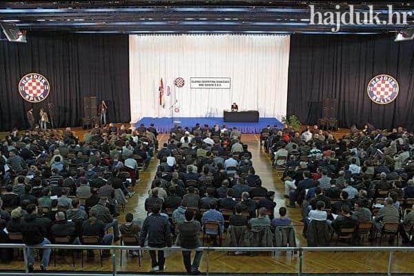 Sastanak vlasnika Hajduka
