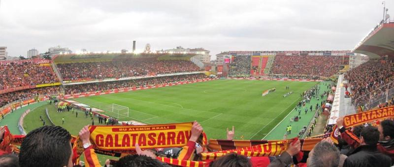 Kultni stadioni: Ali Sami Yen