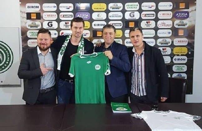 Artem Milevskij pronašao novi klub