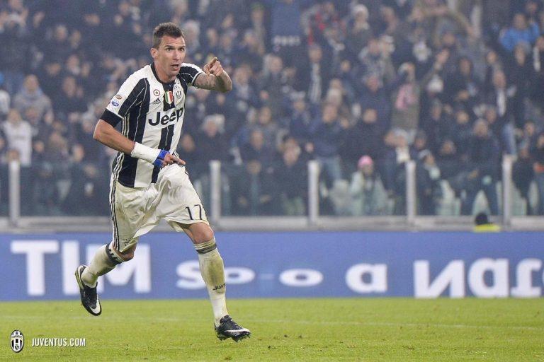 Mandđukić, Juventus