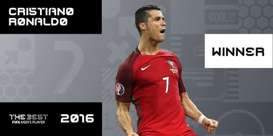 FIFA AWARDS: Ronaldu glavna nagrada, Modrić u momčadi godine (VIDEO)