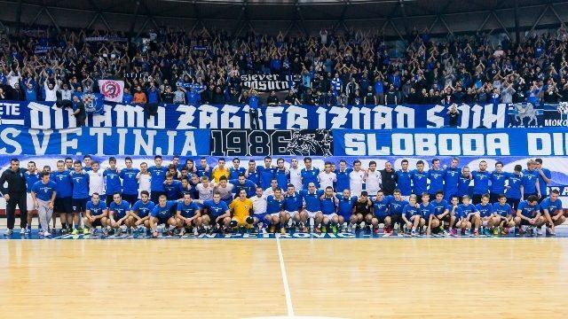 Navijački Dinamo korak do raja