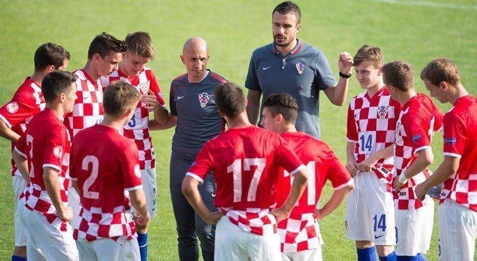 Prijateljska utakmica: Hrvatska U17 – BiH U19 4:3